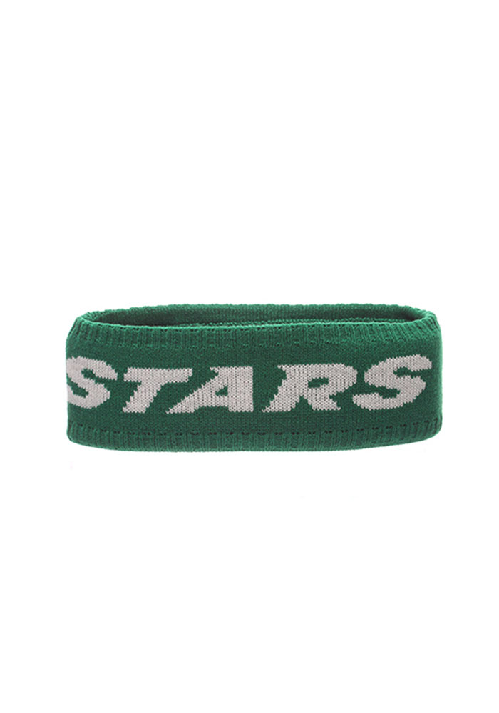 Zephyr Dallas Stars Green Halo Mens Knit Hat - Image 1