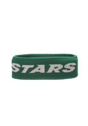 Zephyr Dallas Stars Green Halo Knit Hat