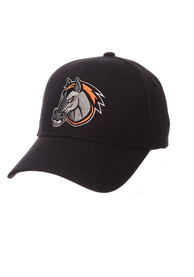 Zephyr Kansas City Mavericks Compettitor Adjustable Hat - Black