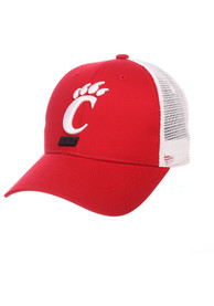 Cincinnati Bearcats Zephyr Big Rig Adjustable Hat - Red