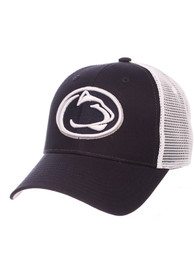 Penn State Nittany Lions Zephyr Big Rig Adjustable Hat - Navy Blue