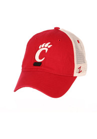 Cincinnati Bearcats Zephyr University Adjustable Hat - Red