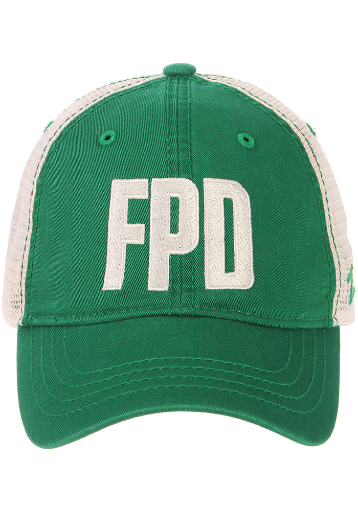 Aggieville Mens Green Fake Paddy's Day University Adjustable Hat - Image 3