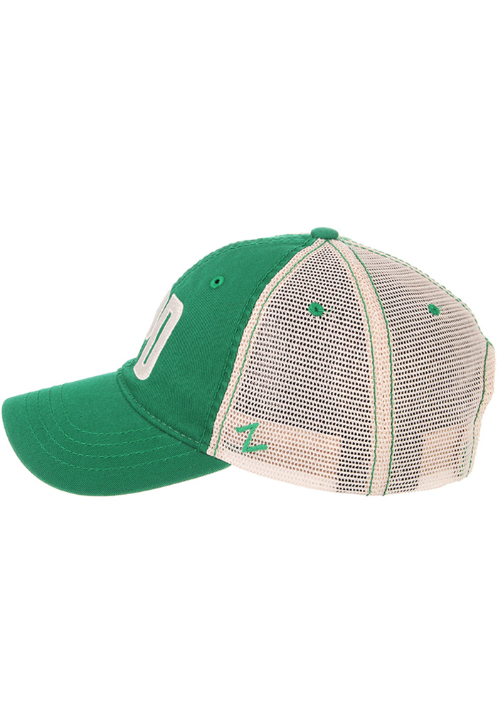 Aggieville Mens Green Fake Paddy's Day University Adjustable Hat - Image 4