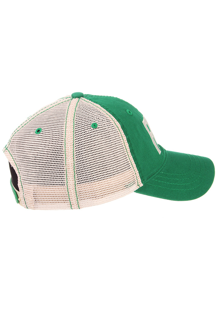 Aggieville Mens Green Fake Paddy's Day University Adjustable Hat - Image 5