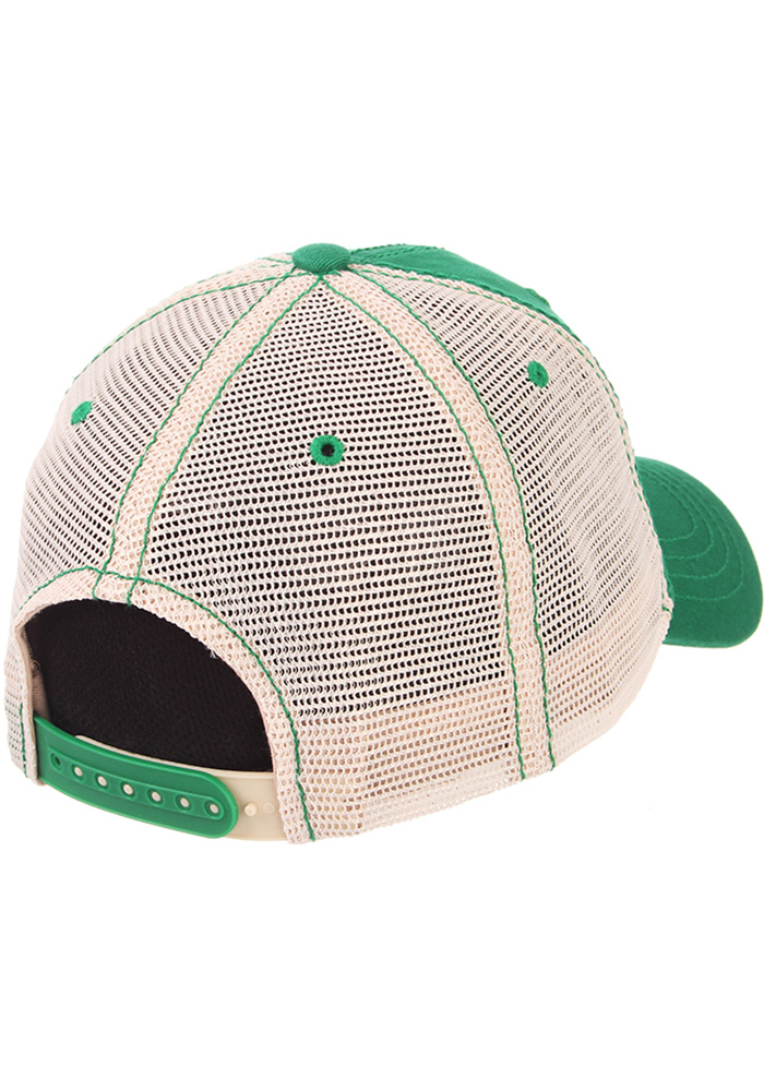 Aggieville Mens Green Fake Paddy's Day University Adjustable Hat - Image 6