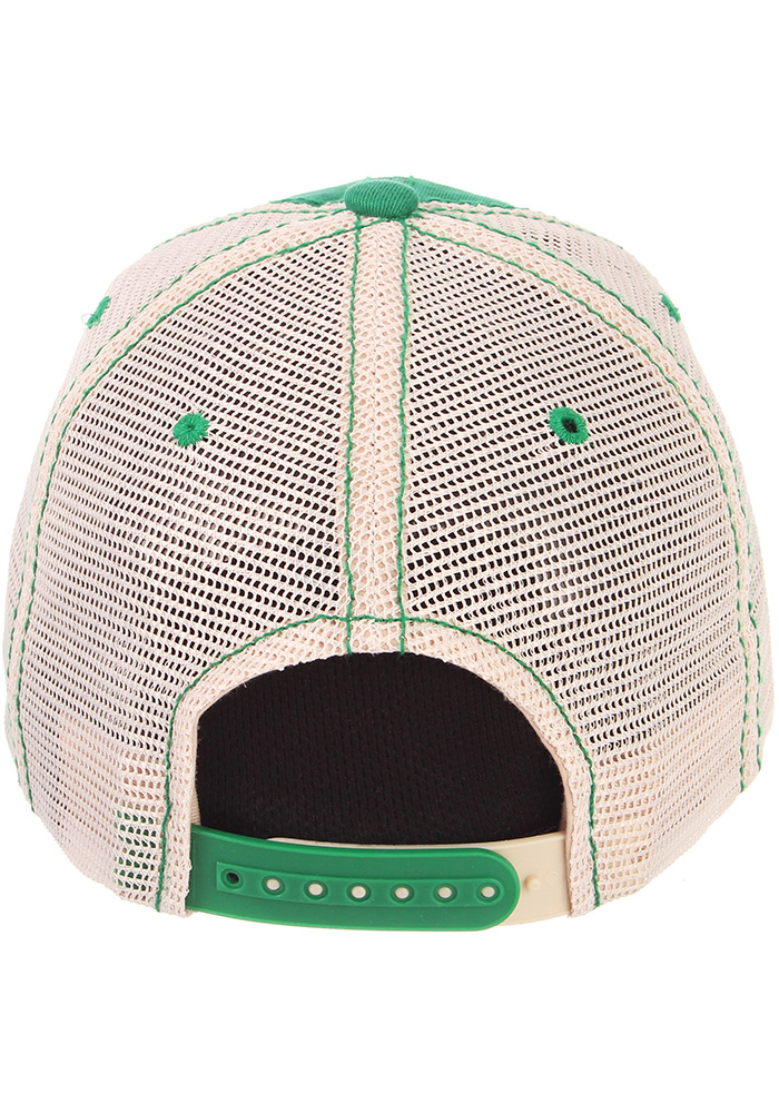 Aggieville Mens Green Fake Paddy's Day University Adjustable Hat - Image 7