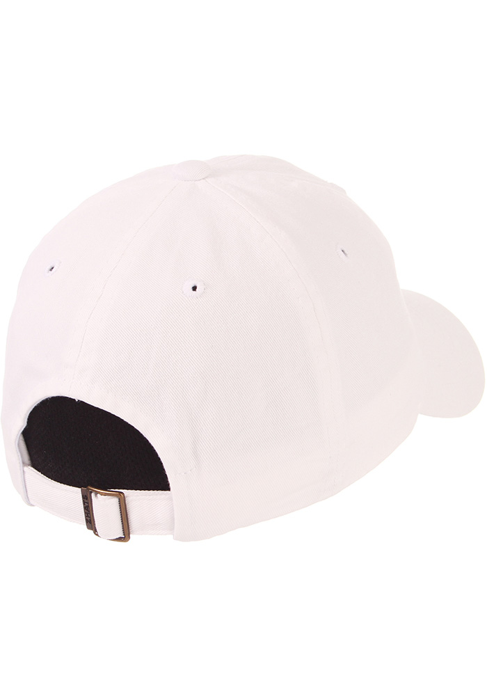 Zephyr Team USA Mens White Eagle Adjustable Hat - Image 3