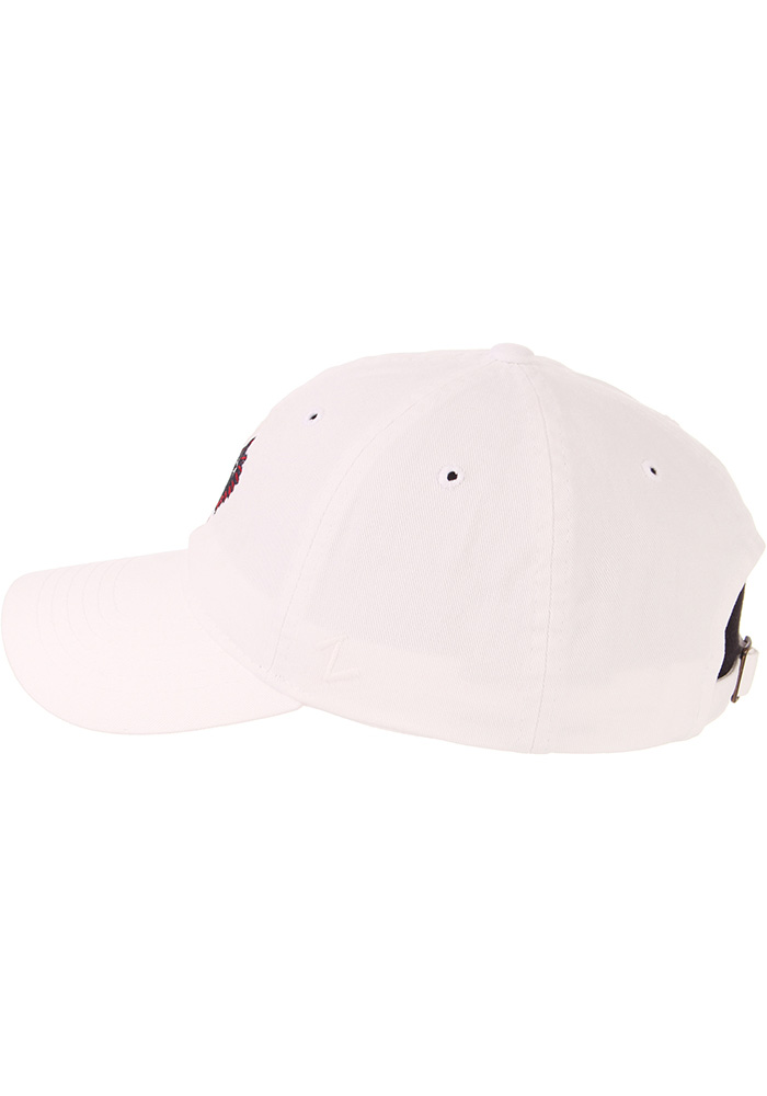 Zephyr Team USA Mens White Eagle Adjustable Hat - Image 6