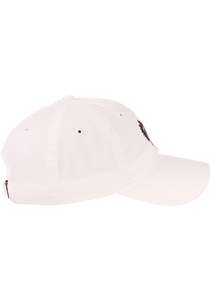 Zephyr Team USA Mens White Eagle Adjustable Hat - Image 7