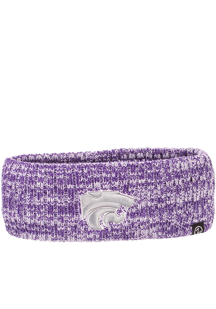 Zephyr K-State Wildcats Purple Vert Womens Knit Hat - Image 1