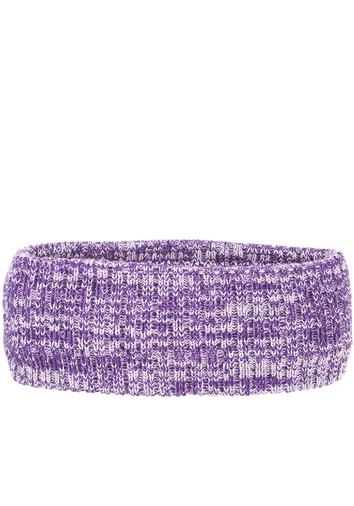 Zephyr K-State Wildcats Purple Vert Womens Knit Hat - Image 2