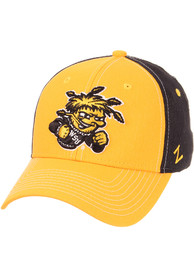 Wichita State Shockers Zephyr Clash Flex Hat - Black