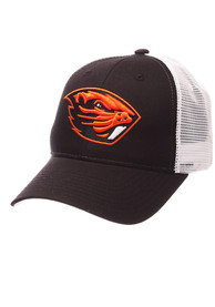 Oregon State Beavers Zephyr Big Rig Adjustable Hat - Black