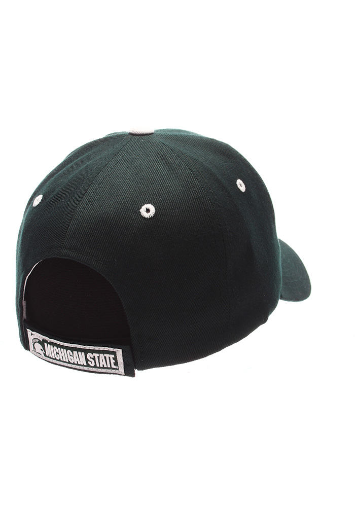 Zephyr Michigan State Spartans Competitor Adjustable Hat - Green - Image 2