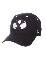 BYU Cougars Competitor Adjustable Hat - Navy Blue