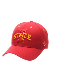 Iowa State Cyclones Competitor Adjustable Hat - Red