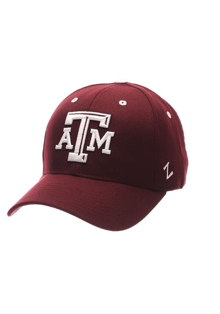 Zephyr Texas A&M Aggies Competitor Adjustable Hat - Maroon - Image 1