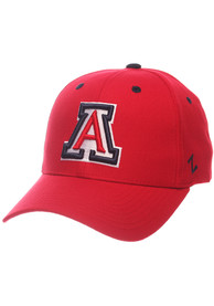 Arizona Wildcats Competitor Adjustable Hat - Red