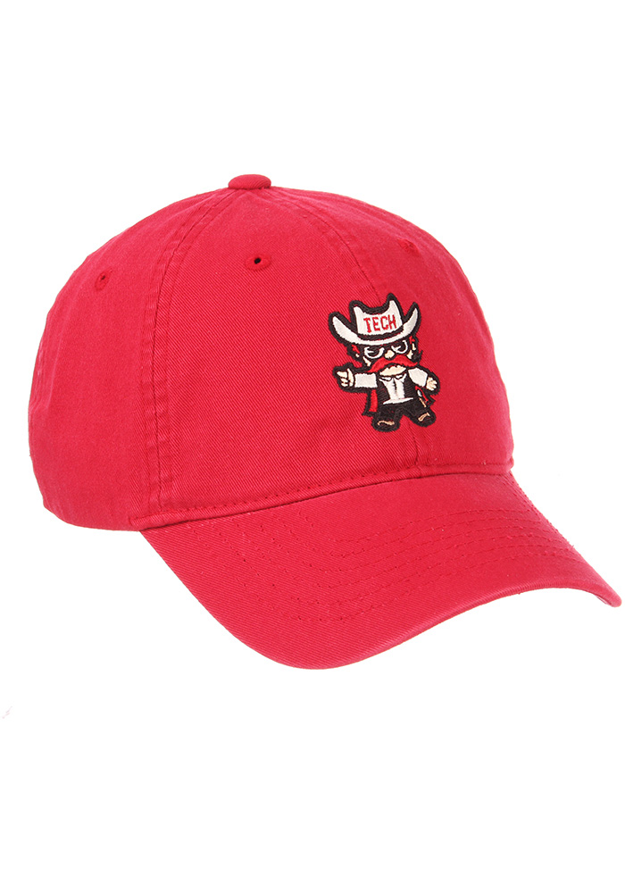 Zephyr Texas Tech Red Raiders Tokyodachi Adjustable Hat - Red - Image 2