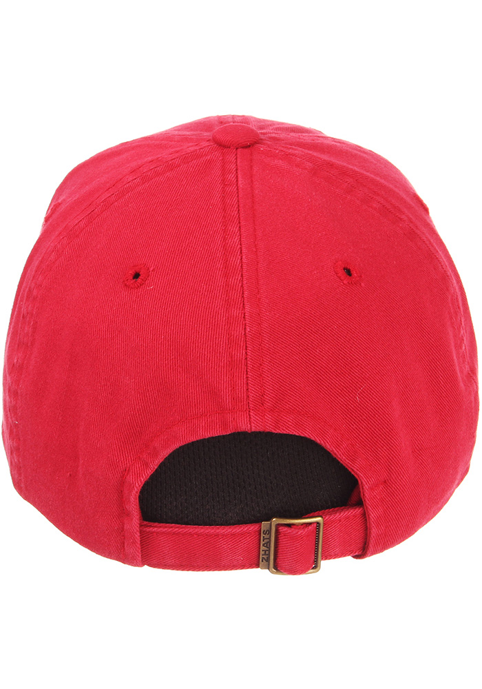 Zephyr Texas Tech Red Raiders Tokyodachi Adjustable Hat - Red - Image 3