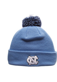 North Carolina Tar Heels Pom Knit - Blue