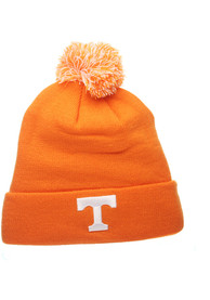 Tennessee Volunteers Pom Knit - Orange