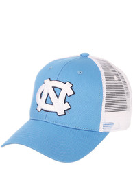 North Carolina Tar Heels Big Rig Adjustable Hat - Blue
