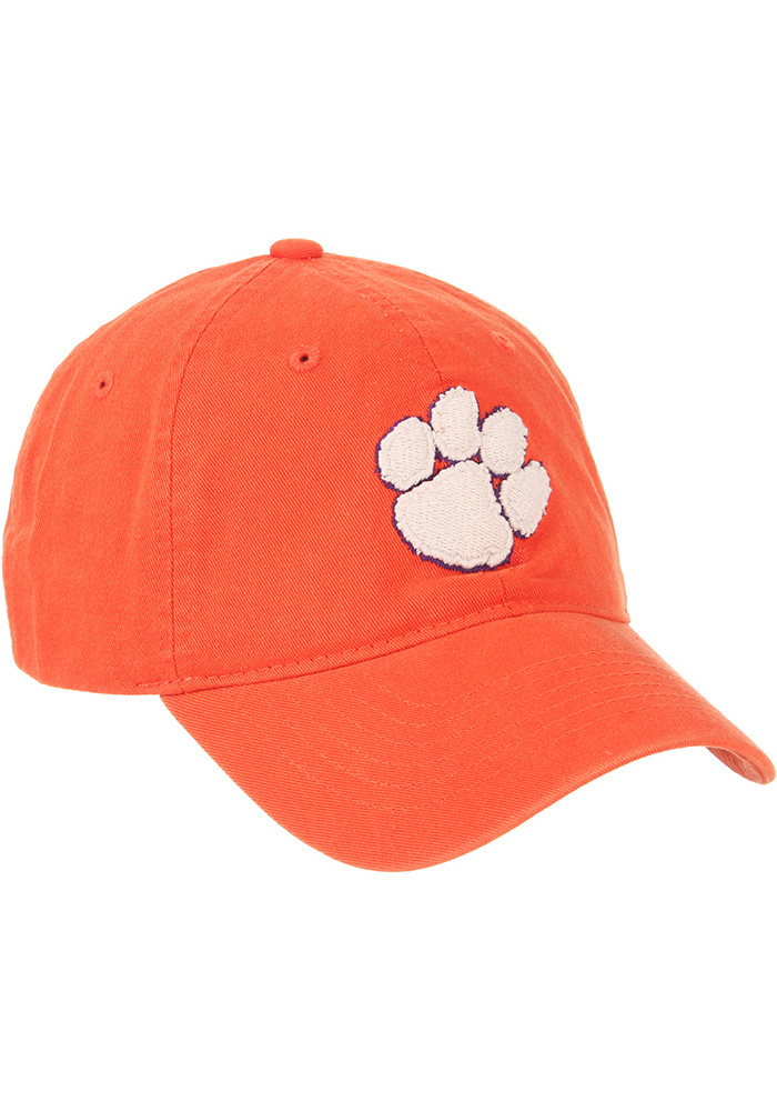 Zephyr Clemson Tigers Scholarship Adjustable Hat - Orange - Image 4