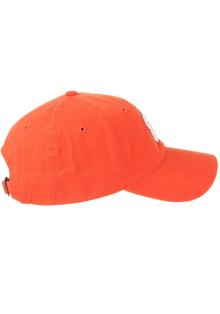 Zephyr Clemson Tigers Scholarship Adjustable Hat - Orange - Image 5