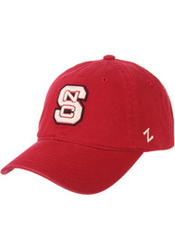 NC State Wolfpack Scholarship Adjustable Hat - Red