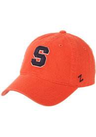 Syracuse Orange Scholarship Adjustable Hat - Orange