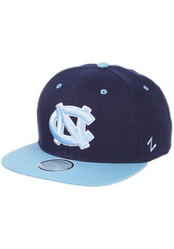 North Carolina Tar Heels Z11 Snapback - Navy Blue