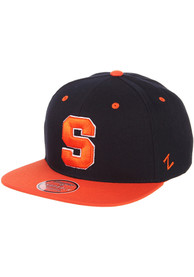 Syracuse Orange Z11 Snapback - Navy Blue