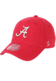 Zephyr Alabama Crimson Tide Womens Red Girlfriend Adjustable Hat