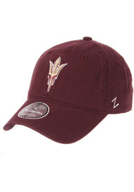 Zephyr Arizona State Sun Devils Womens Maroon Girlfriend Adjustable Hat