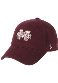 Zephyr Mississippi State Bulldogs Womens Maroon Girlfriend Adjustable Hat