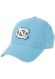North Carolina Tar Heels Womens Girlfriend Adjustable - Light Blue