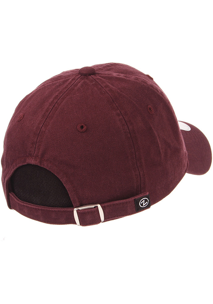 Zephyr Texas A&M Aggies Maroon Girlfriend Womens Adjustable Hat - Image 2