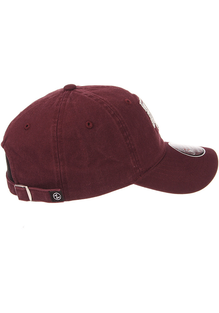 Zephyr Texas A&M Aggies Maroon Girlfriend Womens Adjustable Hat - Image 5