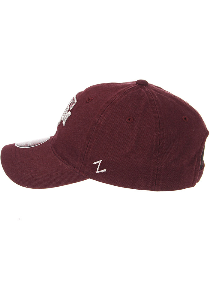 Zephyr Texas A&M Aggies Maroon Girlfriend Womens Adjustable Hat - Image 7