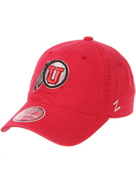 Utah Utes Womens Girlfriend Adjustable - Red