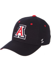 Arizona Wildcats Mens Navy Blue DH Fitted Hat