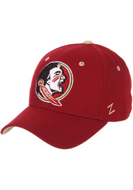 Florida State Seminoles DH Fitted Hat - Cardinal