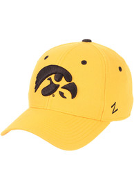 Iowa Hawkeyes DH Fitted Hat - Gold