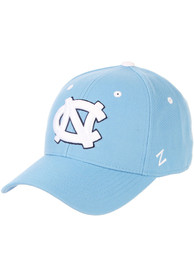 North Carolina Tar Heels DH Fitted Hat - Blue