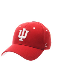 Indiana Hoosiers ZH Flex Hat - Red