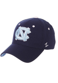 North Carolina Tar Heels ZH Flex Hat - Navy Blue