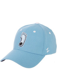 North Carolina Tar Heels ZH Flex Hat - Blue