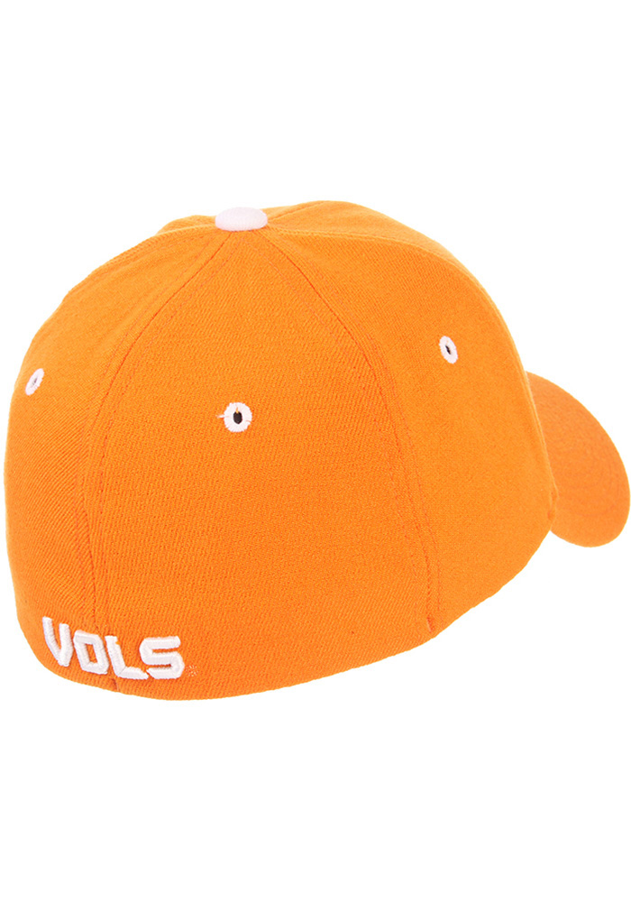 Zephyr Tennessee Volunteers Mens Orange ZH Flex Hat - Image 2
